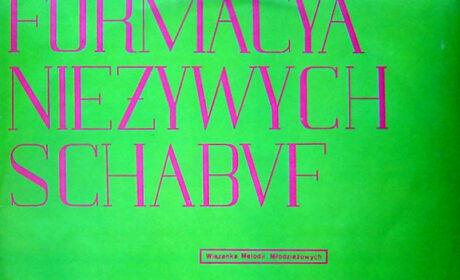 """WinyLOVE, odc. 48 – Formacya Nieżywych Schabuf """"Wiązanka melodii młodzieżowych"""" (Wifon 1989)"""
