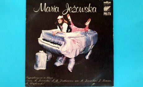 """Poznaj singla 25 – Maria Jeżowska """"Najpiękniejsza w klasie"""" / """"Deszcze z zielonych lat"""" (1981)"""
