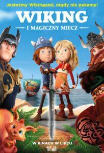 """Film """"Wiking i magiczny miecz"""" @ Park miejski"""