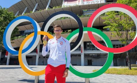 Dariusz Kowaluk z Komarówki złotym medalistą olimpijskim!