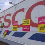 """""""Tesco"""" znika z mapy wielkopowierzchniowych sklepów w Radzyniu"""