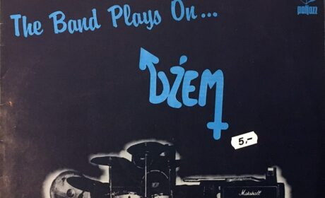 "WinyLOVE odc. 58 – Dżem ""THE BAND PLAYS ON"" (Polton 1989)"