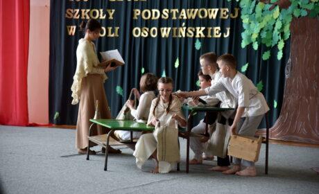 Obchody 100 rocznicy powstania Szkoły Podstawowej w Woli Osowińskiej