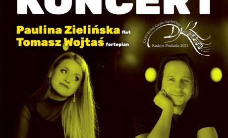 Flet i fortepian, czyli III koncert DKL