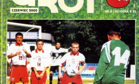 """""""Grot"""" nr 36 – czerwiec 2000"""