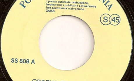 """POZNAJ SINGLA 31 – Oddział Zamknięty – """"Andzia i ja"""" / """"Jestem zły""""(1983)"""