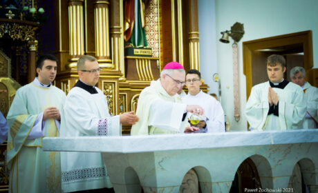 Konsekracja kościoła Bł. Męczenników Podlaskich