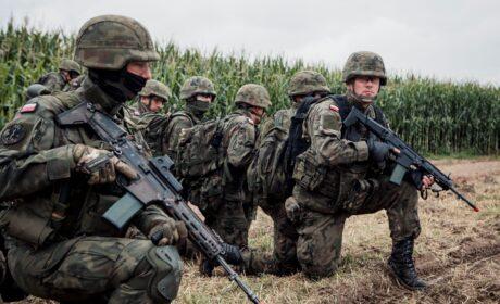 Szkoleniowy weekend lubelskich terytorialsów