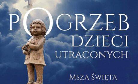 17 października pochówek dzieci utraconych