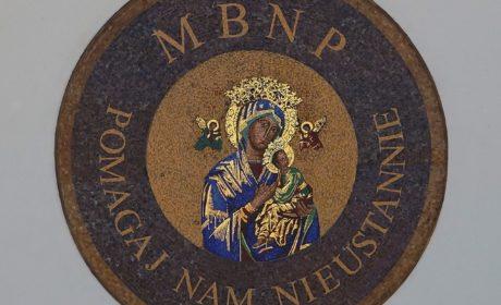 Początek rekolekcji w sanktuarium MBNP