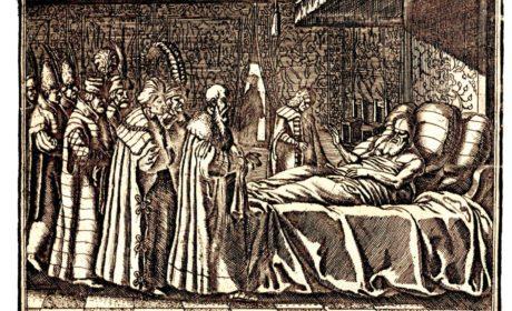 Umarł król, cz. IV