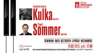 Koncert Kulka/Sommer @ Sala koncertowa PSM