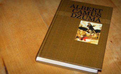Albert Camus, Dżuma; odc. 57