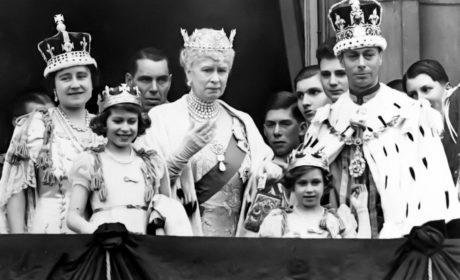 Josek z Międzyrzeca składa życzenia królowi Anglii