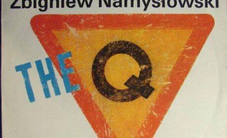 """WinyLOVE,  odc. 35 – Zbigniew Namysłowski The Q –""""Cy to blues cy nie blues""""(Poljazz 1989)"""
