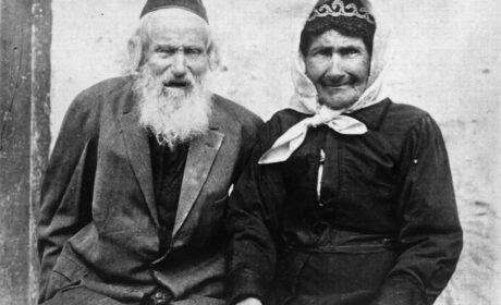 Żydzi w Paszkach