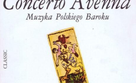 """WinyLOVE,  odc. 40 – Concerto Avenna  """"Muzyka Polskiego Baroku"""" (PolJazz 1986)"""