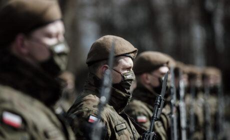 32. przysięga w historii Lubelskiej Brygady OT