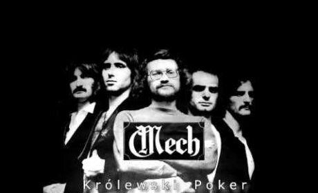 """Poznaj singla 10 – Zjednoczone Siły Natury Mech """"Królewski Poker"""" (Tonpress 1980)"""