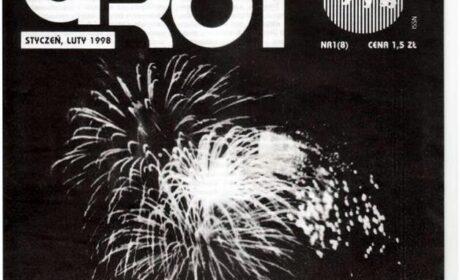 """Grot"" nr 1 (9): styczeń/ luty 1998"