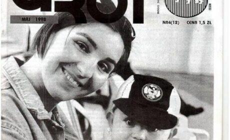 """Grot"" nr 12: maj 1998"