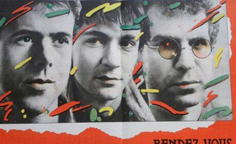 """POZNAJ SINGLA 17  –  Rendez Vous – """"I na okrągło""""/""""Przez auta szybę"""" (1985)"""