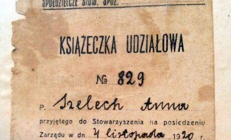 Początki radzyńskiej Spółdzielni