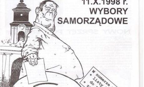 """Grot"" nr 16: październik 1998"