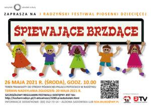 Festiwal Piosenki Dziecięcej @ Park miejski
