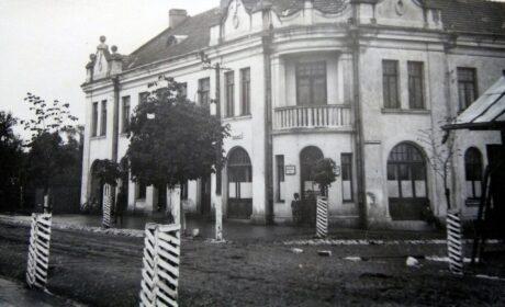 Radzyńska Spółdzielnia po  II wojnie