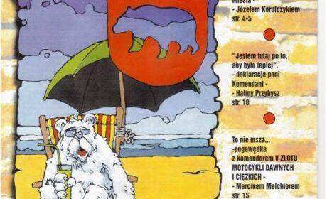 """""""GROT"""" nr 25-26: lipiec-sierpień 1999"""
