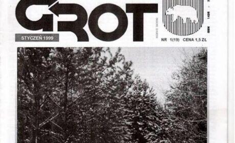 """Grot"" nr 19: styczeń 1999"