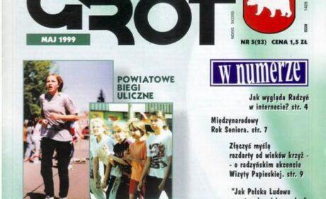 """Grot"" nr 23: maj 1999"