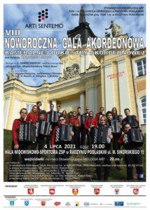 "Gala Akordeonowa ""Arti Sentemo"" @ Hala ZSP"