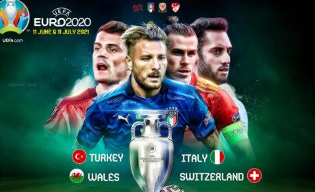 """Euro 2021 – czas na grupę """"A"""""""
