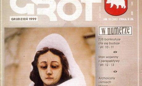 """GROT"" nr 30: grudzień 1999"