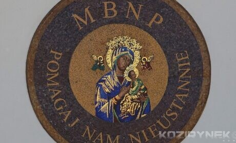 Z sanktuarium MBNP