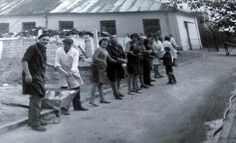 Spółdzielnia Spożywców w 1973 r.
