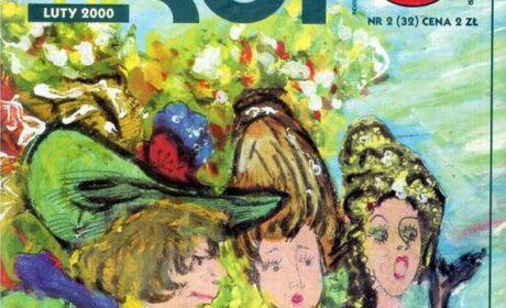 """""""GROT"""" nr 32 – luty 2000"""