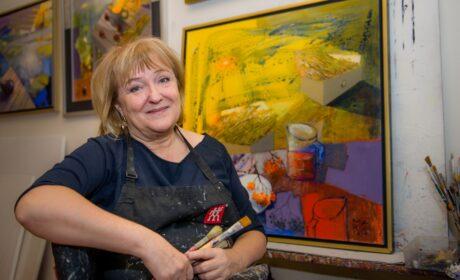 Zobacz malarstwo Marii Bereźnickiej-Przyłęckiej
