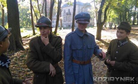 Zajrzeliśmy za kulisy powstawania filmu o Zdzisławie Krasnodębskim