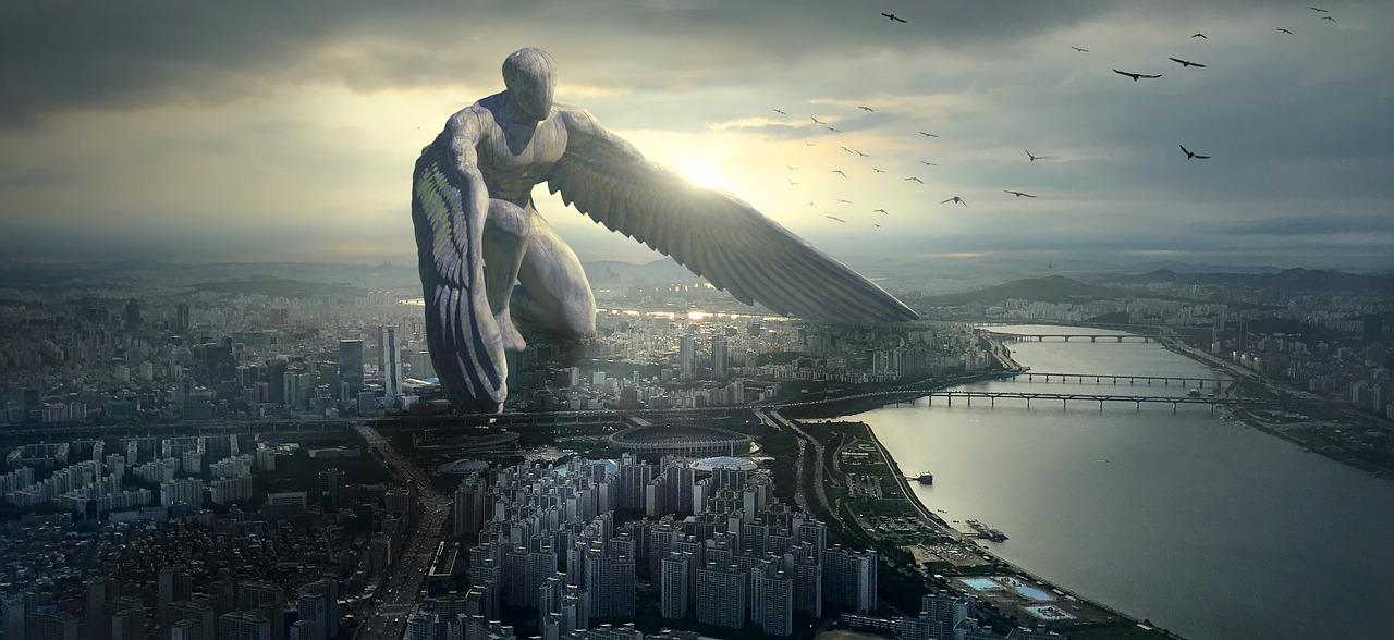 Jeżeli chodzi o bunt aniołów
